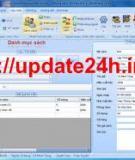 Báo cáo - Đồ án phần mềm quản lý thư viện