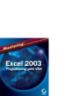 MasteringExcel 2003 Programming with VBA