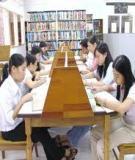 Cơ sở khoa học định hướng và giải pháp xây dựng thư viện điện tử trong điều kiện tin học hóa các hoạt động của KTNN