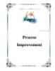 Giáo trình:Process Improvement