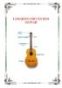 Bài 1. Làm quen với cây đàn guitar 1. Cấu tạo của đàn guitar:Nylon Guitar Đàn