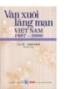 Văn xuôi lãng mạn Việt Nam 1887 – 2000 tập 2 quyển 4