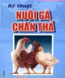 Giống gà và kỹ thuật chọn giống