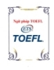 Ngữ pháp TOEFL