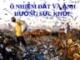 Ô NHIỄM ĐẤT VÀ ẢNH HƯỞNG SỨC KHỎE