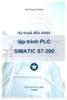 Kỹ thuật điều khiển lập trình plc Simatic S7-200