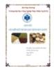Ngũ cốc & và Những biến đổi trong quá trình bảo quản ngũ cốc
