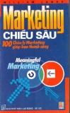 Marketing chiều sâu -  100 chân lý Marketing giúp bạn thành công