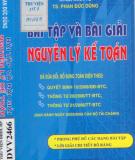 Ebook Bài tập và bài giải nguyên lý kế toán - TS. Phan Đức Dũng