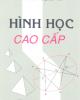 Ebook Hình học cao cấp - Nguyễn Mộng Hy