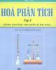 Ebook Hóa phân tích (Tập 1)- PSG.TS. Võ Thị Bạch Huệ (chủ biên)