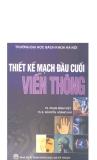 GIÁO TRÌNH THIẾT KẾ MẠCH ĐẦU CUỐI VIỄN THÔNG - TS PHẠM MINH VIỆT, THS NGUYỄN HOÀNG HẢI