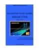 Bài giảng: Phân tích kết cấu bằng MIDAS CIVIL