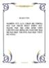 """ĐỀ TÀI NGHIÊN CỨU """"NGHIÊN CỨU LỰA CHỌN HỆ THỐNG BÀI TẬP NHẰM PHÁT TRIỂN SỨC MẠNH TỐC ĐỘ CHO SINH VIÊN CHUYÊN SÂU BÓNG ĐÁ"""""""