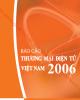 Báo cáo thương mại điện tử năm 2006