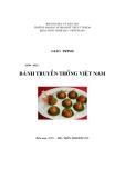 Giáo trình bánh truyền thống Việt Nam