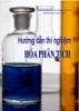 Hướng dẫn thí nghiệm hóa phân tích