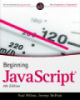 Beginning JavaScript 4th Edition 2010