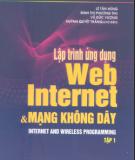 Ứng dụng Web Internet và mạng không dây