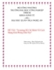 Tài liệu Triết học - Khái niệm, nguồn gốc hình thành tư tưởng Hồ Chí Minh