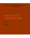 GIÁO TRÌNH TIẾNG ANH ( Lê Thái Huân & Nguyễn Quang Trung - TRƯỜNG ĐẠI HỌC KỸ THUẬT CÔNG NGHIỆP THÁI NGUYÊN )