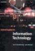 Oxford English for Information Technology - Student book and Audio