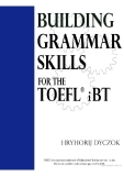 Building grammar skills for the Toefl IBT