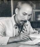 Slide bài giảng Cuộc đời và sự nghiệp của Chủ tịch Hồ Chí Minh