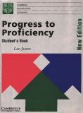 ProgressTo Proficiency