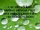 CÁC YẾU TỐ ẢNH HƯỞNG ĐẾN GIÁ THUÊ NHÀ TRỌ CỦA SINH VIÊN TẠI TP HỒ CHÍ MINH