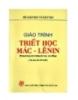 Giáo trình Triết học Mác - Lênin