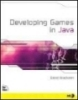 Developing game in java