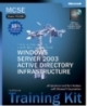 Planning, Implementing, and Maintaining a Microsoft Windows Server 2003 Active Directory Infrastructure