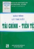 Giáo trình Lý thuyết tài chính - tiền tệ - TS. Nguyễn Hữu tài (chủ biên) (ĐH Kinh tế Quốc dân)