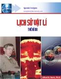Lịch sử vật lý thế kỷ XX