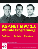 ASP.NET MVC 1.0 Website Programming