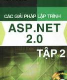 Các giải pháp lập trình ASP.Net 2.0 (tập 2)