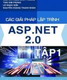 Các giải pháp lập trình ASP.NET 2.0 (tập 1)