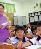 Văn học Giáo trình đào tạo giáo viên Tiểu học Hệ Cao đẳng Sư phạm