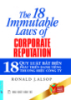 18 quy luật bất biến phát triển danh tiếng thương hiệu công ty