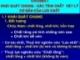 Khái quát chung - các tính chất vật lý cơ bản của lưu chất