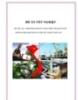 Qúa trình hình thành và phát triển nền kinh tế thị trường theo định hướng xã hội chủ nghĩa ở Việt Nam