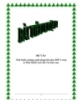 Tình hình sử dụng nghệ thuật tiêu thụ XBP ở công ty Phát hành sách Hà Nội hiện nay