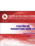 Chuyên đề marketing điện tử