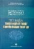 Từ điển Anh - Việt chuyên ngành thủy lợi - phần 1
