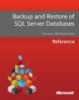 Backup and Restore of SQL Server Databases
