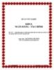 """Đề tài: """"Giải pháp nâng cao chất lượng thẩm định tài chính dự án đầu tư tài Chi nhánh NHNo & PTNN Nam Hà Nội""""."""