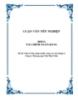 Đề tài: Một số biện pháp nhằm nâng cao lợi nhuận ở Công ty Thương mại Việt Phát Triển