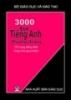 Giáo trình 3000 từ tiếng Anh thông dụng