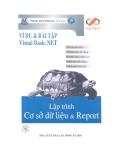 Lập trình cơ sở dữ liệu và report
